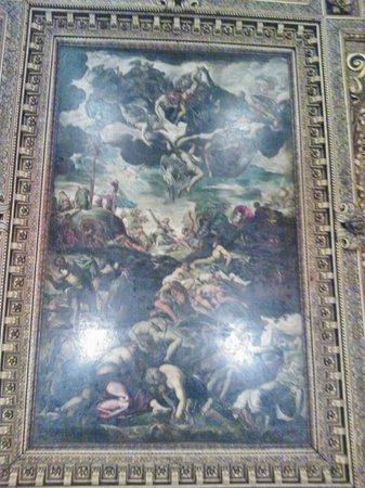 Scuola Grande di San Rocco : Arte da maestri!