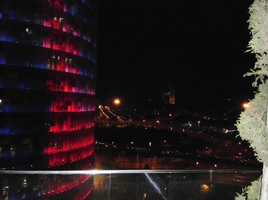 Silken Diagonal Barcelona: vistas de barcelona