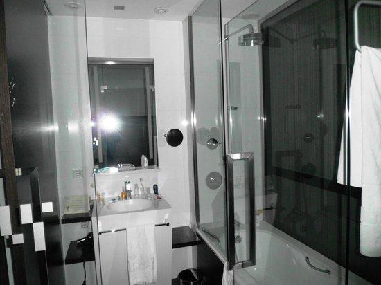 Silken Diagonal Barcelona: me encanto el baño