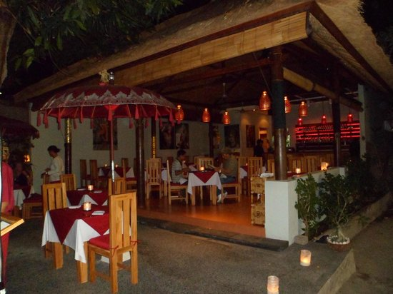 Art Cafe Sanur: View from the Street