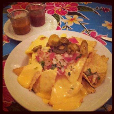 Rosa del Raval: tacos