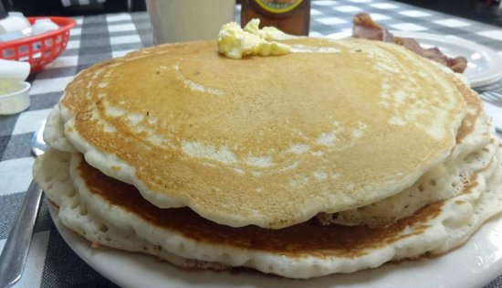 Homewood Diner: Best Pancakes ever