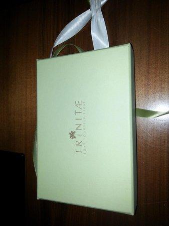 Movenpick Resort & Spa Dead Sea: Welcome gift :D