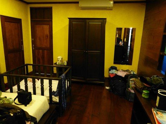 Baan Chai Thung: Unser Zimmer