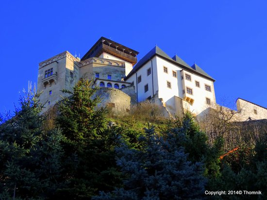 Trencin Castle: Κάστρο Τρένσιν
