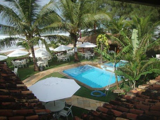 Hotel Le Relais La Borie : Acesso a praia e piscina