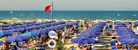 LA Spiaggia - Picture of Marano Beach 135-136, Riccione - TripAdvisor