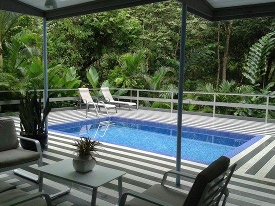 Hotel Plaza Yara: pool area