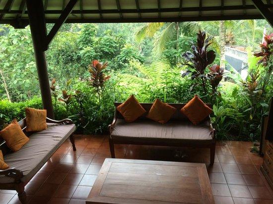 Alam Sari Homestays : Lobby area