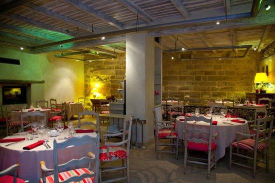 La Prévôté : salle de restaurant
