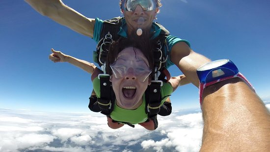 Skydive Airlie Beach: Amazing!