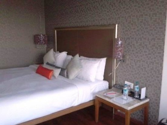 7 Apple Hotel: Comfortable bed