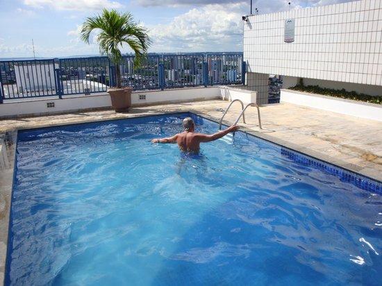 Hotel Adrianopolis: Relax prima e dopo la Selva Amazonas....