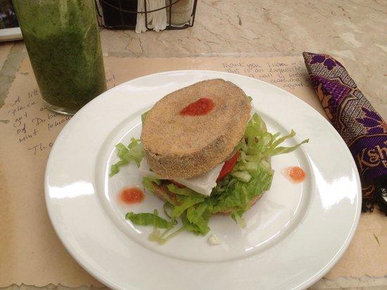 XVA Cafe: vegitalian