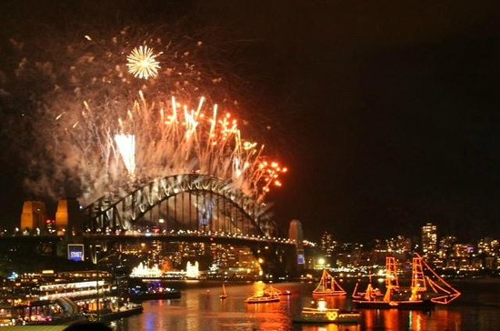 Cafe Sydney : New Year's Eve