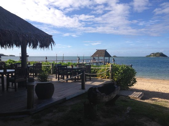 Malolo Island Resort : Beach Bar