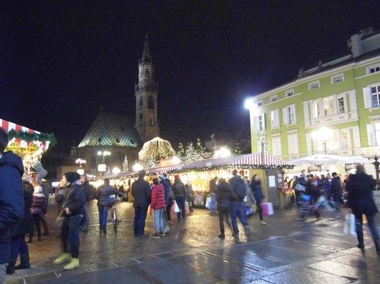 Four Points by Sheraton Bolzano: Mercatine di Natale Bolzano.