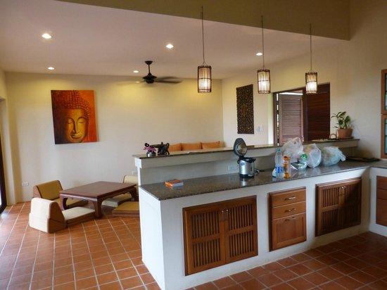 Baan KanTiang See Villa Resort (2 bedroom villas): Wohnbereich