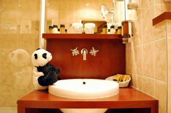 Grandhotel Brno : Bathroom