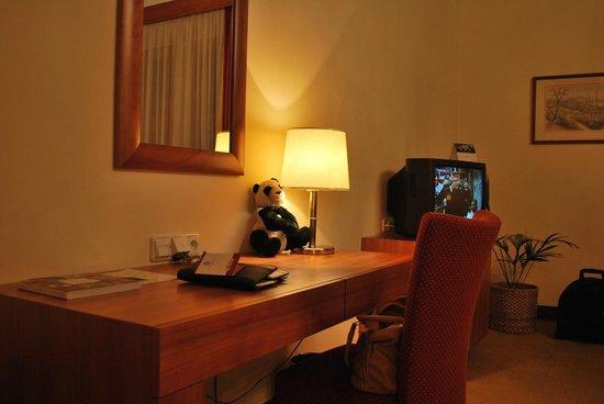 Grandhotel Brno : workdesk