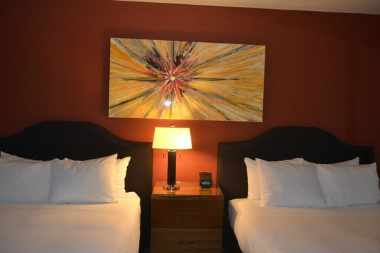 The Listel Hotel Vancouver: Twin room
