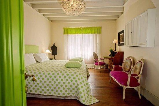 Hotel Boutique Quinta Miraflores: room