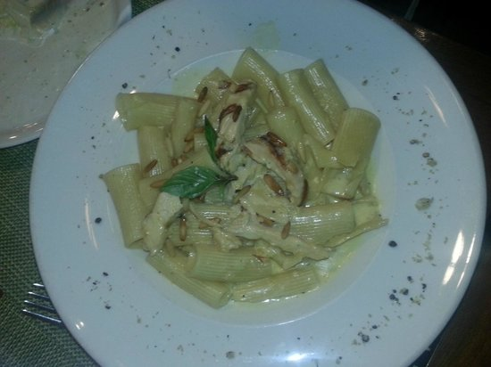 Piatto : Chicken pasta