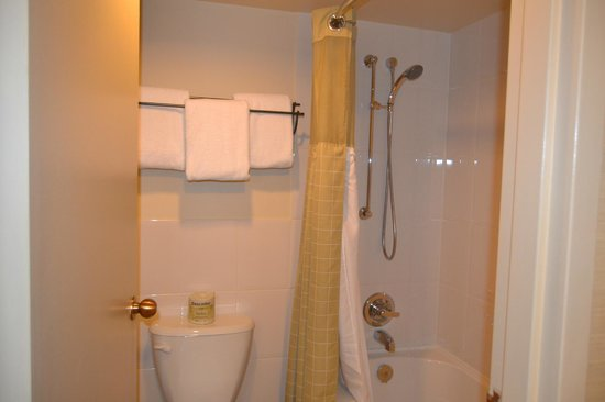 The Listel Hotel Vancouver: Bathroom 1