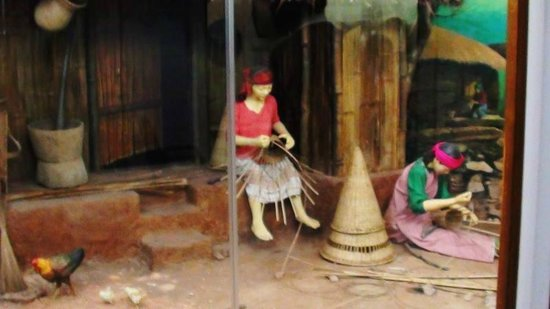 Don Bosco Centre for Indigenous Cultures: The demonstrations in the museum