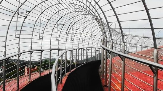Don Bosco Centre for Indigenous Cultures: The Picturesque Skywalk of the Museum located at its rooftop