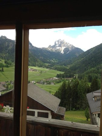 Bed and Breakfast Hanslerhof: Panorama dalla stanza 2