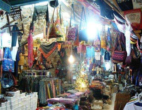 Hotel Prima Park: Bazar im moslemischen Viertel