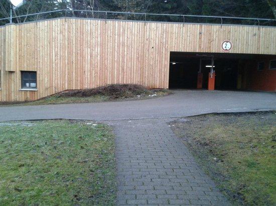 Hotelresort Reutmuhle: Parkhaus