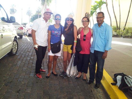 Dominican Quest - Tours: Con el equipo de Dominican Quest