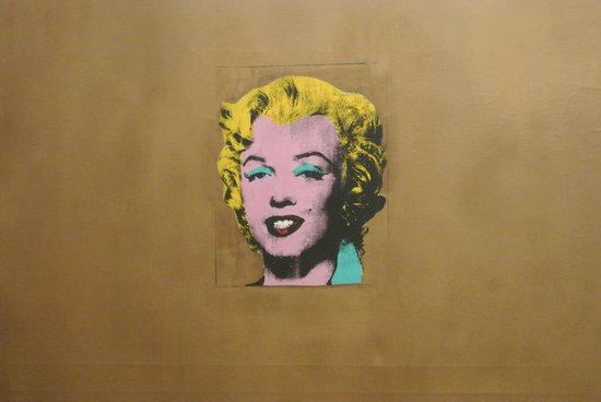The Belvedere : warhol