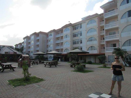 Tropicana Aruba Resort & Casino: Zona común hotel