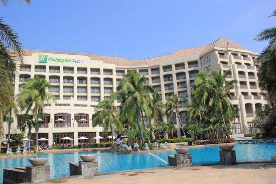Holiday Inn Resort Sanya Bay: главное здание