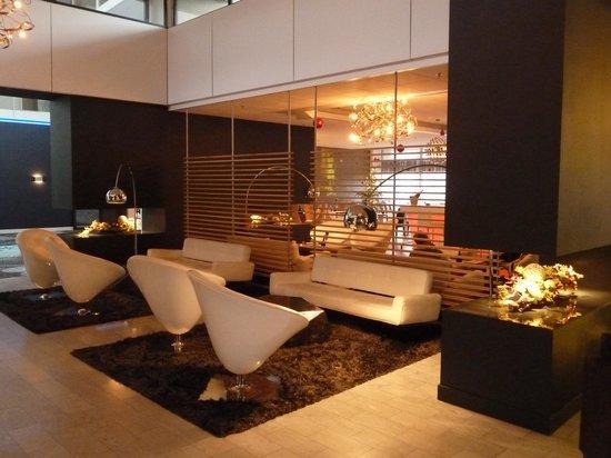 Crowne Plaza Den Haag - Promenade : Lounge