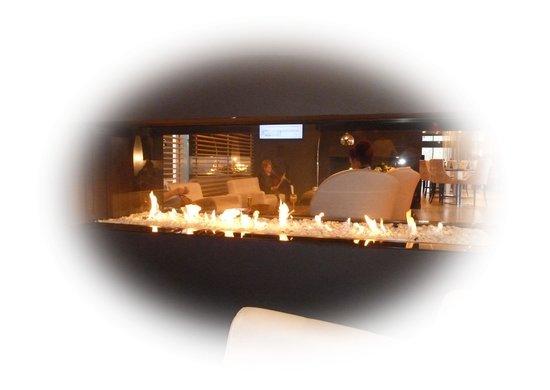 Crowne Plaza Den Haag - Promenade: Fireplace
