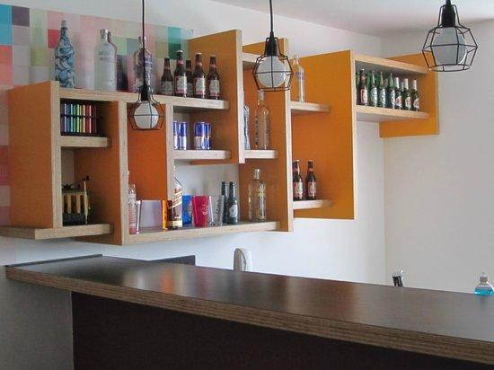 Santa Tere Hostel: Bar