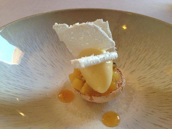 Restaurant l'Atelier d'Edmond : dessert