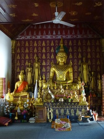 Wat Sop Sickharam Luang Prabang : Inside Vat Sop Sickharam