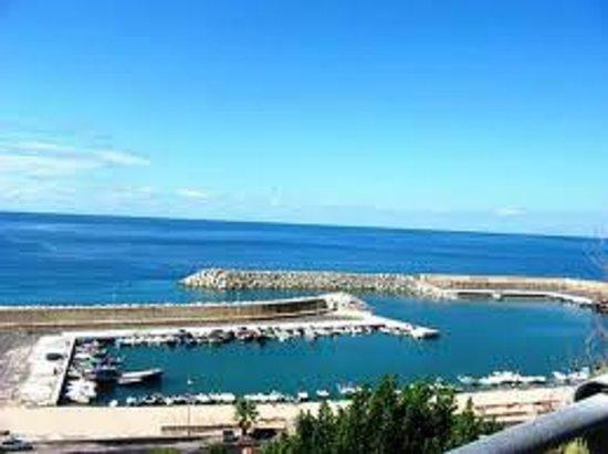 Villaggio La Quiete: Il porticciolo turistico