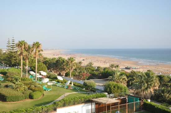 Hotel Fuerte Conil - Costa Luz: vista de la Fontanilla