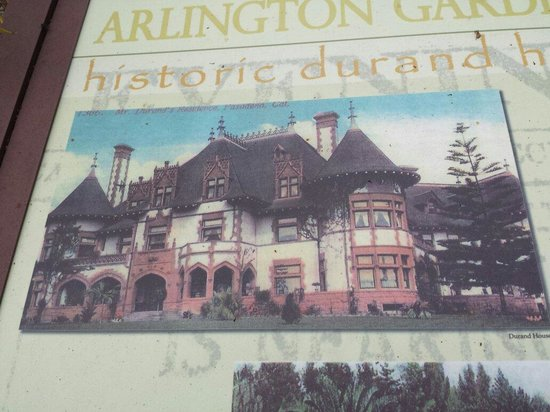 Arlington Garden : This House Used To Be Here