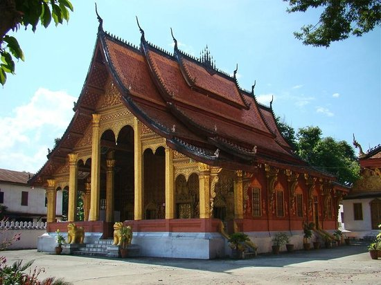 Wat Sensoukaram : Sumptuous style