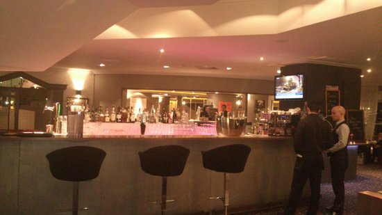 Pullman Cannes Mandelieu Royal Casino: Le bar