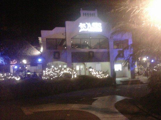 Buganvillas Hotel Suites & Spa: Snack Oasis el 31 de diciembre