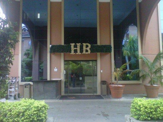 Buganvillas Hotel Suites & Spa: Recepción