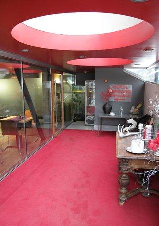 Hotel Lux Alpinae: Entrance lobby
